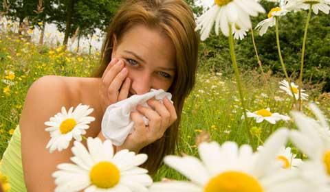 Коварство весенней аллергии